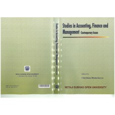 Studies in Accounting, Finance and Management Contemporary Issues