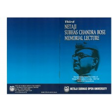 Decolonization and the Crisis of Hindu Nationalism in India, 1947-52 (Third Netaji Subhas Chandra Bose Memorial Lecture)