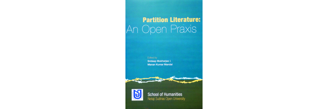 Partition Literature an Open Praxis